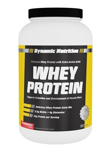 Dynamic Nutrition Protein Tozları Renksiz